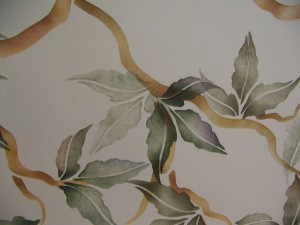 Leaves background S