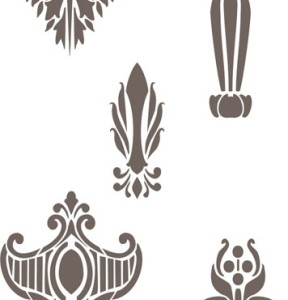 Furniture stencil Arden Elements