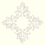 Acanthus Leaf Ceiling Medallion Full SMALL