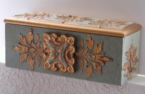 Plaster Stencil Bennington Frieze