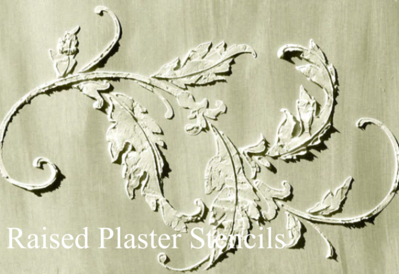 Plaster Of Paris Wall Designs: Walls Stencils, Plaster Stencils, Painting Stencils