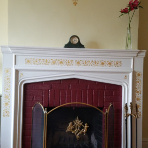 stenciled_fireplace