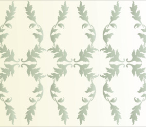 acanthus wallpaper wall_3