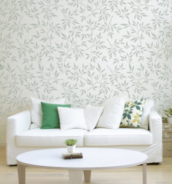 stencil_leaf_wallpaper_wall_3