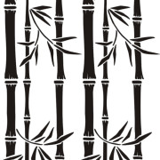 stencil_bamboo_repeated_7