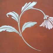 Chantilly Floral Stencil