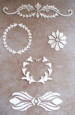 Plaster-Stencil-Tremont-Elements-400