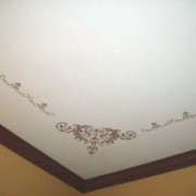Plaster-Stenciled-Ceiling