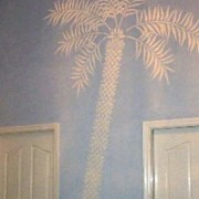 Plaster_Palm_Tree_Stencil_Blue