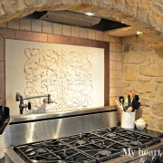 plaster backsplash 5