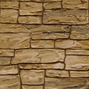 Plaster Stone and Brick Stencils