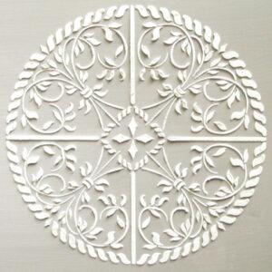 Plaster Medallion Stencils