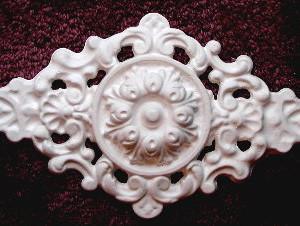 Plaster Molds Medallions