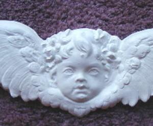 Plaster Molds Cherubs