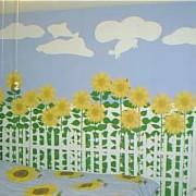 stencil-sunflower-Angi-Carlile