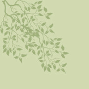 stencil-tree-branch-green-400