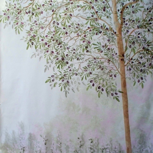 Wall Stencil Olive Tree Walls Stencils Plaster Stencils Painting