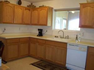 Kitchen Make Over Before