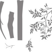 plaster-stencil-arched-tree-bw