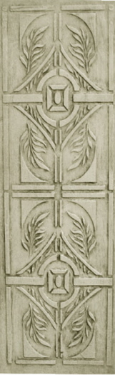 plaster_stencil_bay_leaf_panel_525