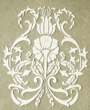 plaster_stencil_floral_damask_400