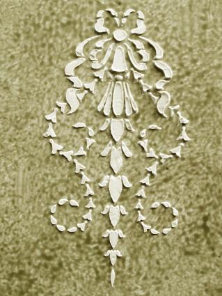 Plaster Stencil Paladia