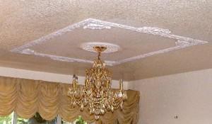 Victoria Larsen Plaster Ceiling Frame