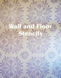 Wall-stencils