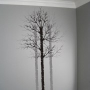 stencil_bare_birch_tree_wall