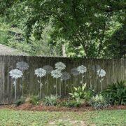 Re-scape.com daisy fence