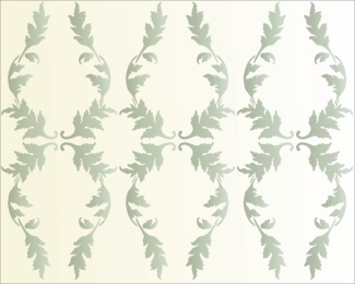 acanthus wallpaper wall_3