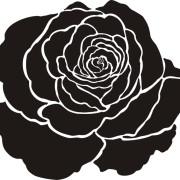 flower_stencil_rose_7