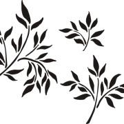 stencil_leaf_branches_7