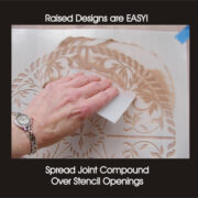 how-to-plaster-stencil
